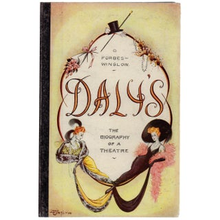 1944 'Daly's: The Biography of a Theatre' Hardcover For Sale
