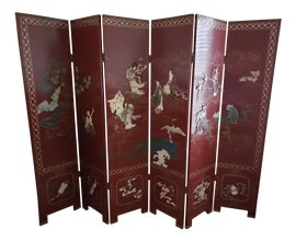 Image of Lacquer Screens and Room Dividers