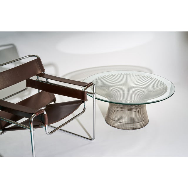 1960s Warren Platner Coffee Table Manufactured by Knoll For Sale - Image 5 of 8