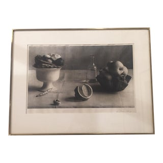 "1974 ""Still Life 1999"" Print For Sale"