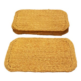 Rattan Placemats - Set of 6