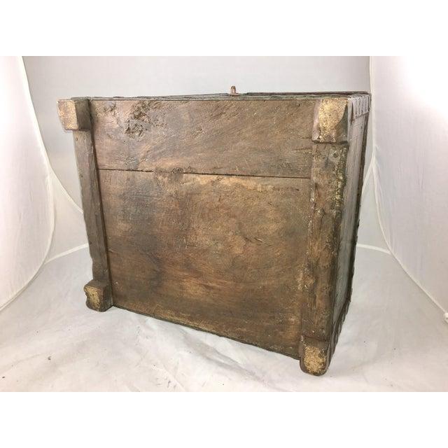 19 Century Oriental Cashbox For Sale - Image 10 of 10