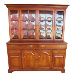 Image of Thomas Chippendale China and Display Cabinets