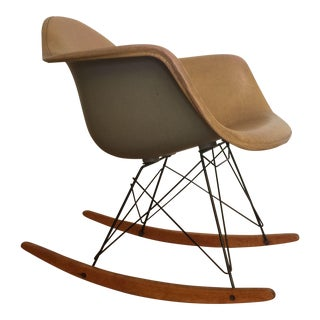 1950's Eames for Herman Miller Rocking Chair For Sale