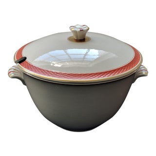 Royal Copenhagen Vintage Soup Tureen - by Nils Thorsson For Sale