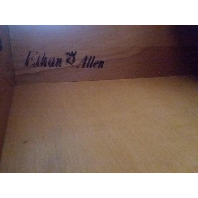 Ethan Allen 1960s Ethan Allen 6 Piece Bookcase Wall Unit For Sale - Image 4 of 9