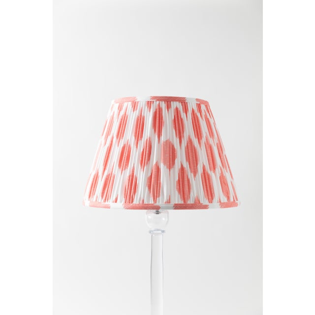 Signature Ikat is just as it sounds: our favorite, fresh look that continues to be a bestseller. Our classic shirred shade...