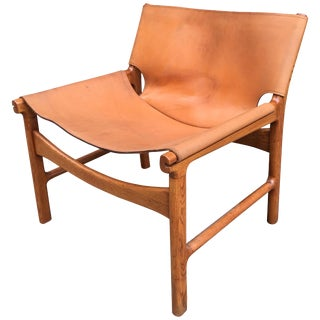 Illum Wikkelso Lounge Chair Model 103 For Sale