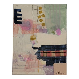 Contemporary Original Abstract Painting by Mary Kaiser For Sale