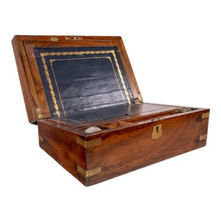 1872 English Lap Desk For Sale