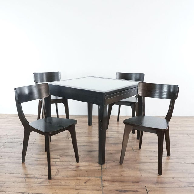 Design Within Reach Five-Piece Dining Set For Sale - Image 13 of 13