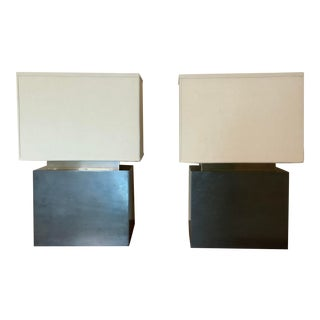 1990s Visual Comfort Lamps - a Pair For Sale