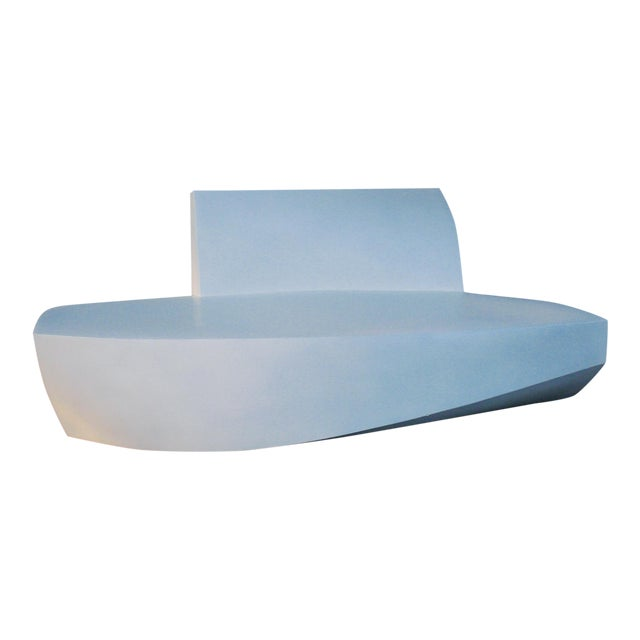 Frank Gehry Molded Plastic Sofa - Image 1 of 6