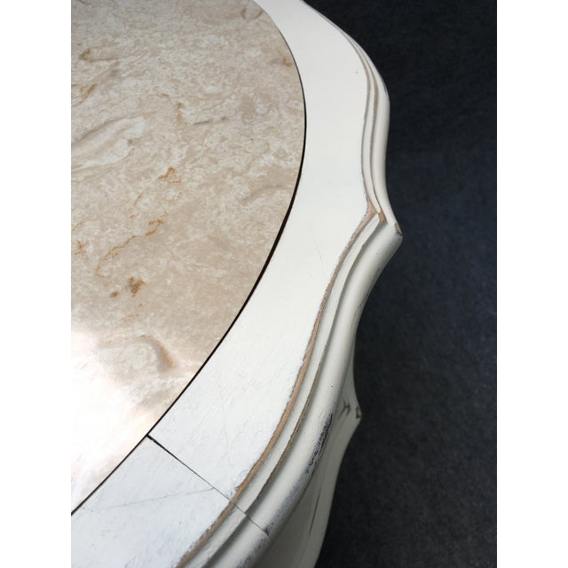 Vintage 2 Tiered Mersman Accent Table For Sale In Philadelphia - Image 6 of 11