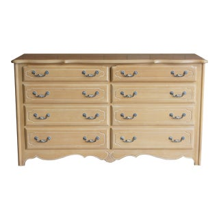 Ethan Allen French Country Provincial Birch Dresser For Sale