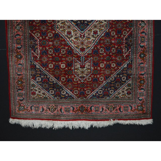 "Hand Knotted Persian Rug - 3'3"" X 5'2"" - Image 4 of 5"
