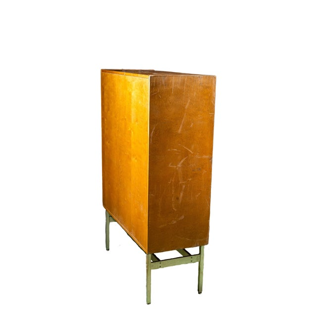 1960s 1960s Industrial Standing Card Catalogue For Sale - Image 5 of 6