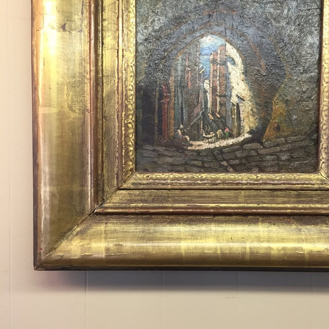 Realism Addison Millar Orientalist Oil Painting For Sale - Image 3 of 7