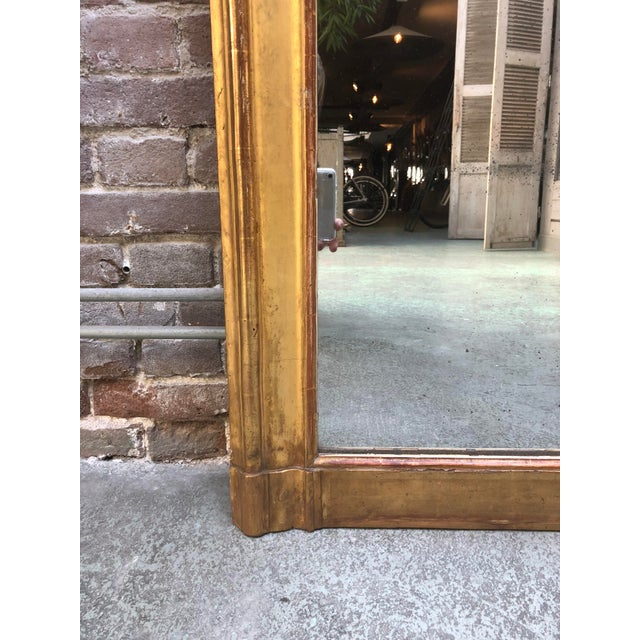Traditional 19th Century Mirror For Sale - Image 3 of 7