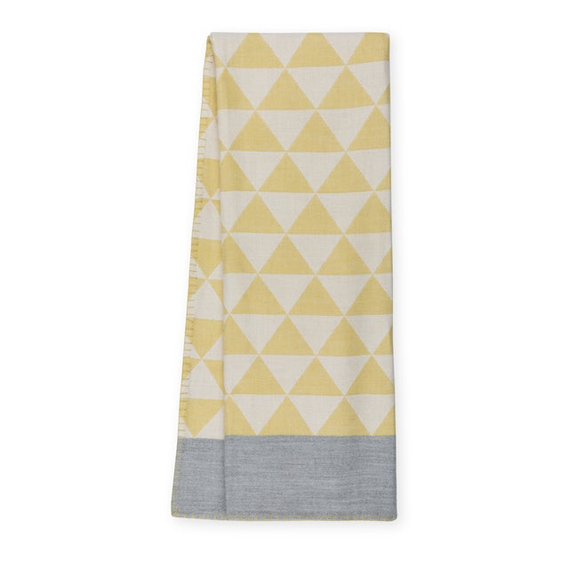Inspired by Johanna's hometown, the Stockholm Throw takes its modern geometric pattern from the iconic tilework in the...