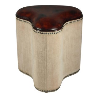 Sarreid Ltd Canvas Cycle Seat Stool For Sale