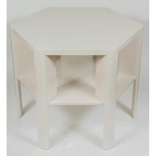 Minimalist Modern Lacquered Library Table by Martin and Brockett Preview
