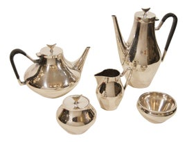 Image of Silver Coffee Sets