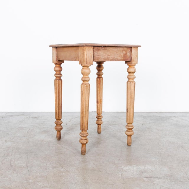 19th Century French Side Table For Sale - Image 4 of 6
