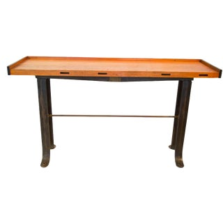 Industrial Work Table Counter For Sale