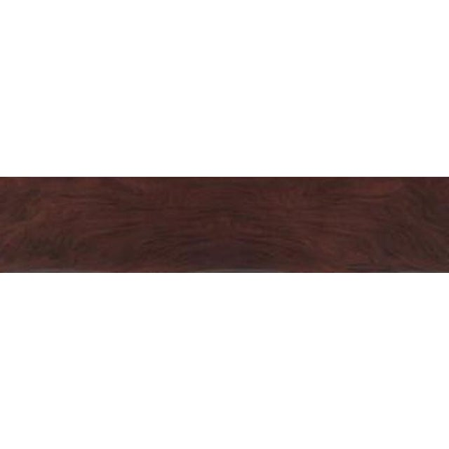 Bolier & Co. Swirl Mahogany Side Tables - Pair - Image 5 of 5