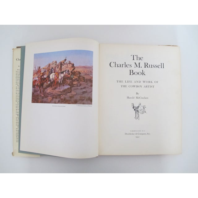 The Charles M. Russell Book - Image 3 of 6