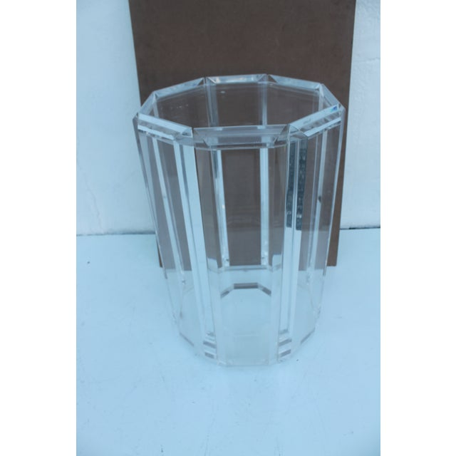 Vintage Lucite Side Table - Image 2 of 10