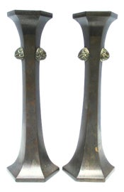 Image of Japanese Candle Holders