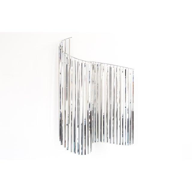 Curtis Jere Kinetic Wave Sculpture - Image 3 of 6