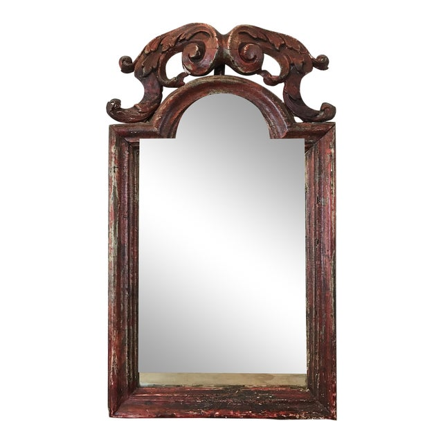 19th c. Italian Mirror For Sale