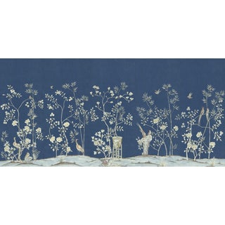 "Casa Cosima Royal Brighton Wallpaper Mural - 5 Panels 180"" W X 96"" H For Sale"