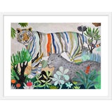 """Image of Medium """"Living in Color"""" Print by Martyna Zoltaszek, 29"""" X 23"""" For Sale"""