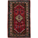 "Image of Vintage Persian Hamadan Rug – Size: 2' 3"" X 3' 10"" For Sale"