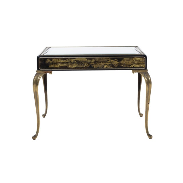Bernhard Rohne for Mastercraft Side Table For Sale