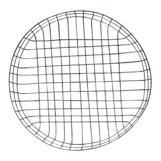 Large Reproduction Wire Basket