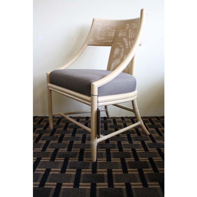 Barbara Barry Beechwood Arm Chair - Image 4 of 7