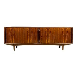 Bernhard Pedersen & Son Danish Modern Rosewood Credenza For Sale