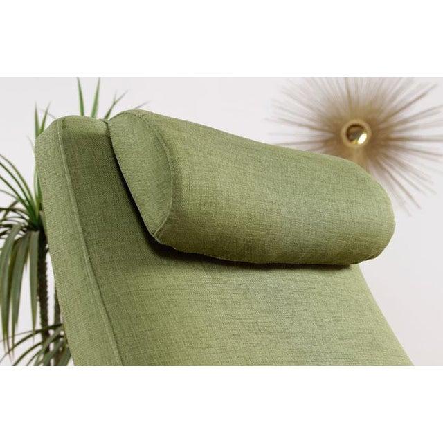 Mid-Century Modern Dokka Mobler Restored Arm Chair - Image 5 of 10