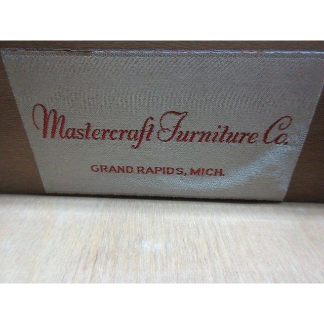 Vintage Italian Regency Mastercraft Sideboard For Sale - Image 5 of 11