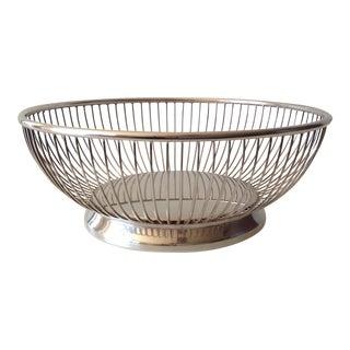 Gorham Silverplate Bread Basket For Sale