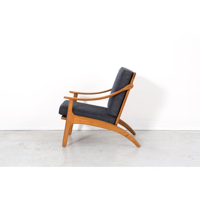 Mid-Century Modern Lounge Chair by Hovmand Olsen For Sale - Image 3 of 10