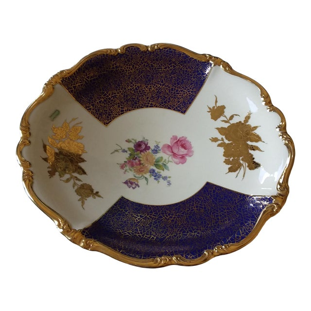 Large Rosenthal Charger Bowl For Sale