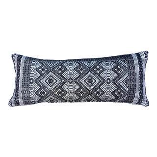 Antique Tribal Wedding Quilt Textile Pillow
