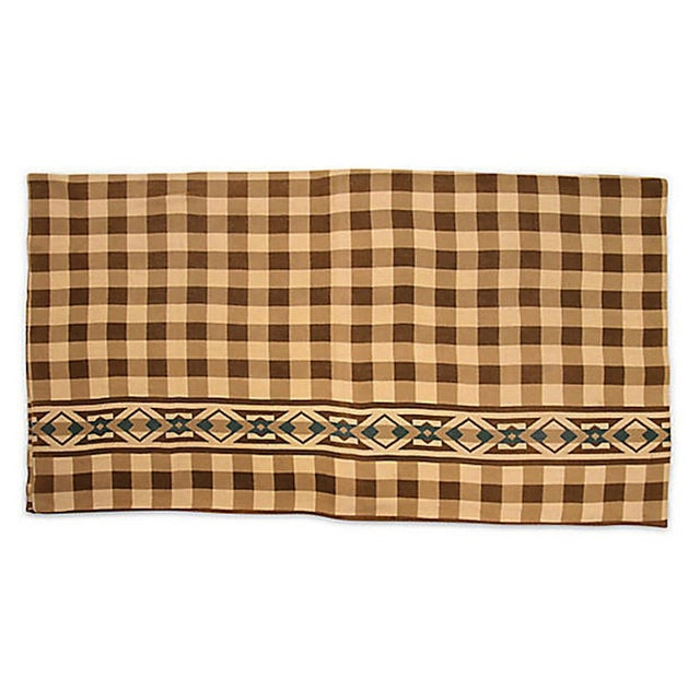 Checkered Camp Blanket - Image 2 of 6