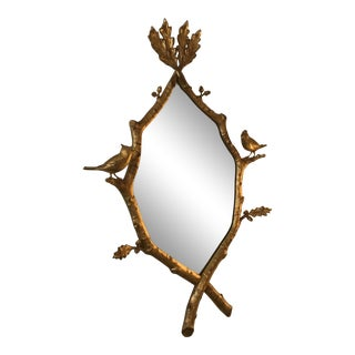 Carvers Guild Songbirds Mirror